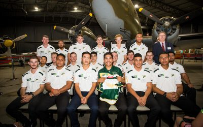 Jets Launch 2020 Season