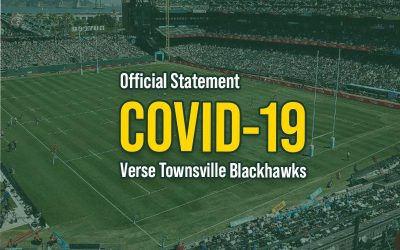 Official Statement Regarding COVID-19 Verse Townsville...