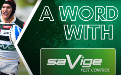 A Word with Savige Pest Control